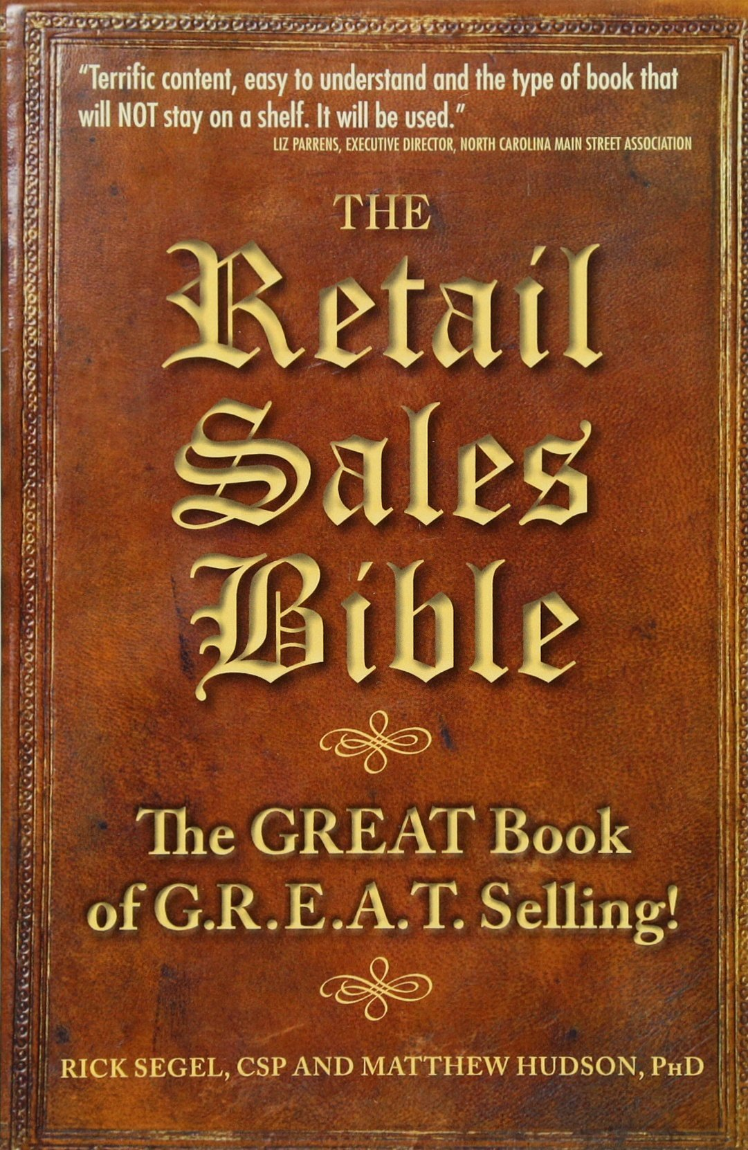 amazon the retail sales bible the great book of g r e a t