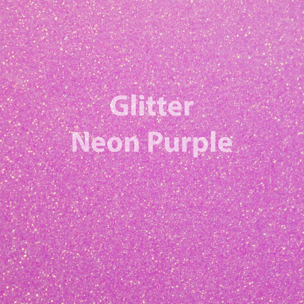 Siser Glitter Heat Transfer Vinyl 20' x 12' Sheet (Red) GL20P54