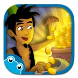 Ali Baba and the Forty Thieves -  Interactive book for kids