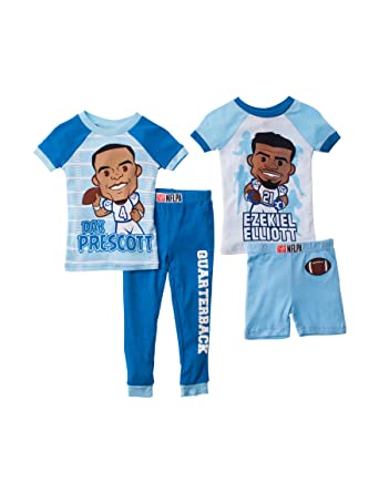 boys youth dallas cowboys pajamas