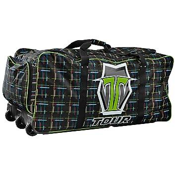 Tour Hockey 9028 Wheeled Bag For Goalie Amazon Ca Sports Outdoors
