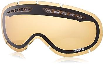 0c34874831 Dragon Ersatzglas DX - Gafas de Snowboard, Color Amarillo: Amazon.es:  Deportes y aire libre