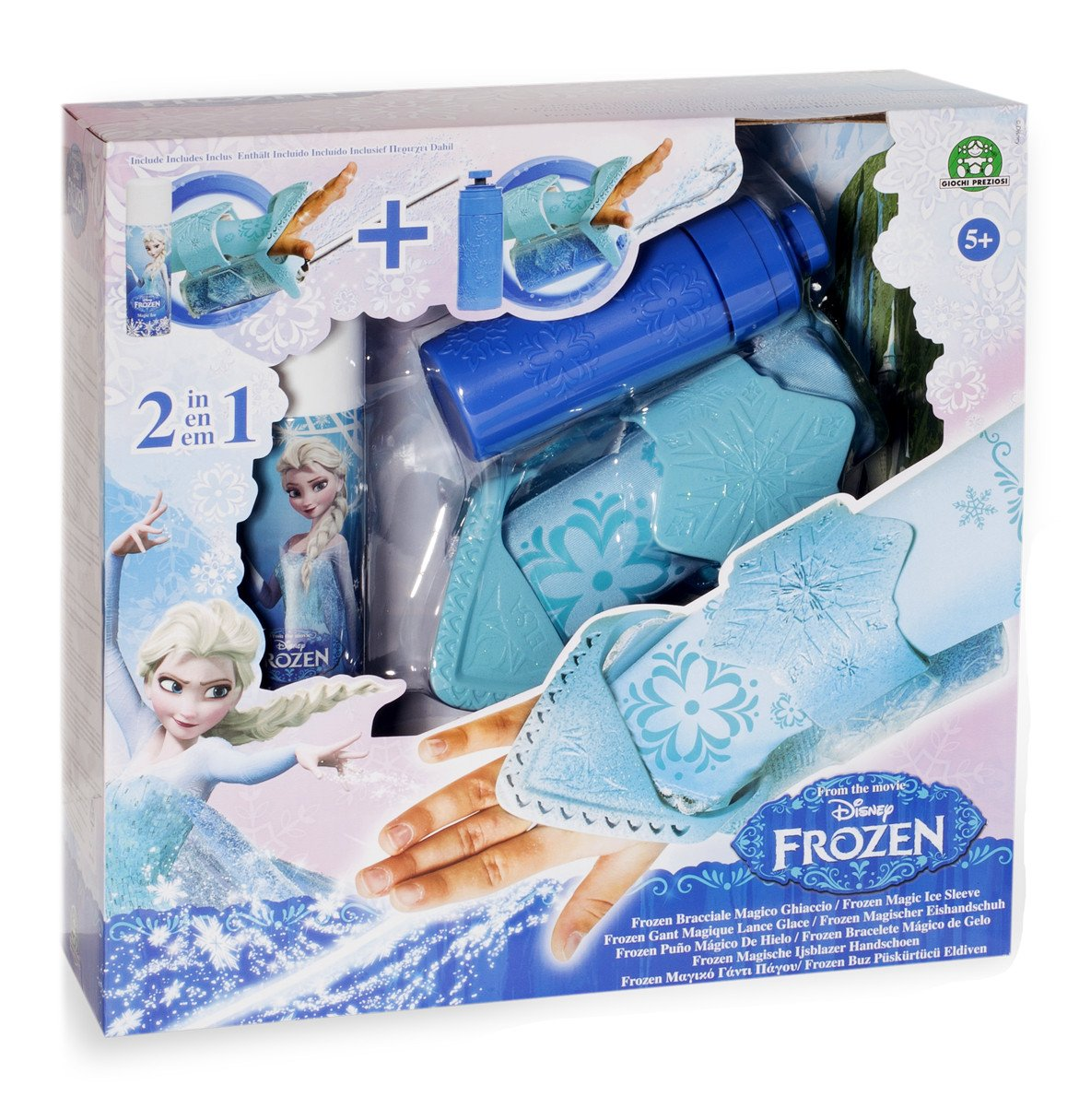 752a78acd3 Giochi Preziosi Frozen Trolley Spinner Con Gadget: Amazon.it: Valigeria
