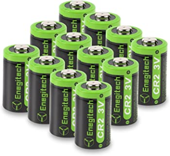 Powermall 3-volt 800mAh Lithium Battery 12-Pack