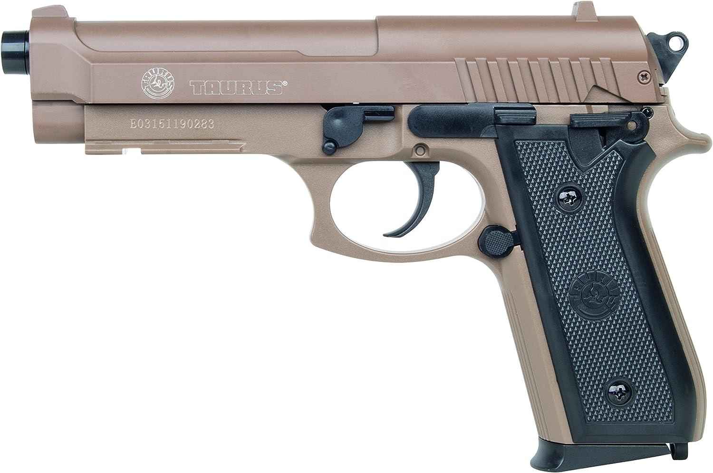 Taurus pt92 Tan Métal Airsoft-Cybergun (210117)- 0.5 Julios de potencia