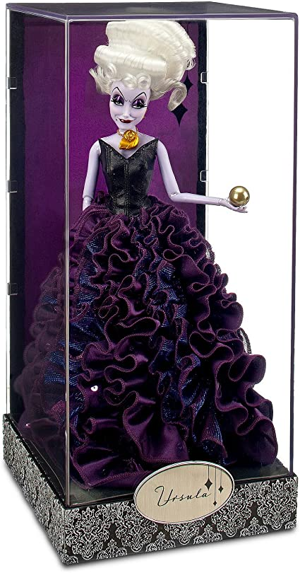 Ursula Disney Villains Designer Limited Edition Collection Doll ...