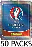 Panini Euro 2016 Sticker - 50 Tüten