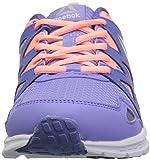 Reebok Unisex-Kids Run Supreme 3.0 Sneaker, Lilac