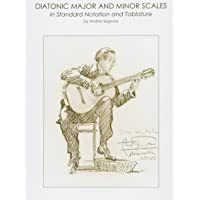 Diatonic Major and Minor Scales in Standard Notation