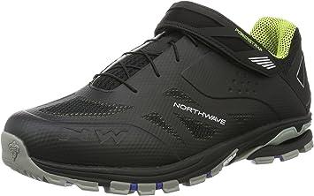 NORTHWAVE ARAÑA 2 zapatos bicicleta de montaña, negro ...