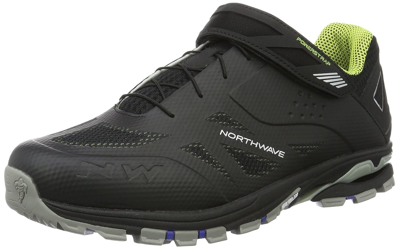 Northwave Spider 2 Mountainbike Schuhe schwarz