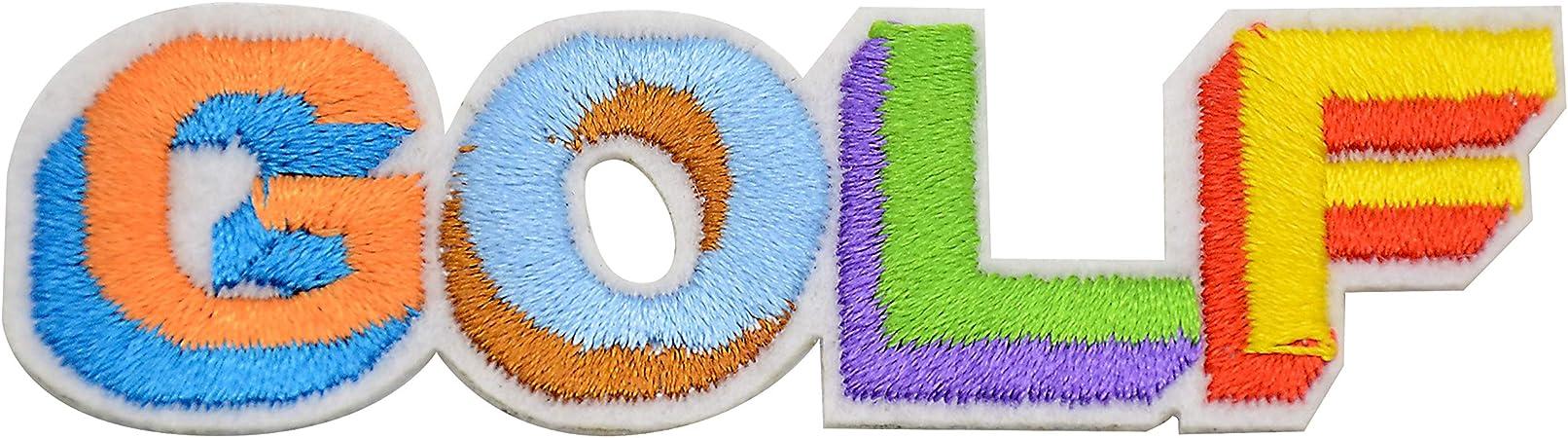 Parches De Letras Bordadas Con Velcro Para Planchar Y Coser En Parches Para Pantalones Vaqueros Chaqueta Ropa Bolsos Gorras Arte Manualidades Y Costura