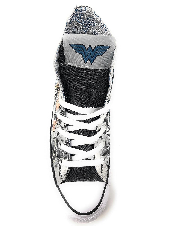 Converse DC Comics Sneakers Chuck Taylor All Star Sneakers Comics B071PDN2R9 Mens 6/Womens 8|Wonder Woman 9476 171862