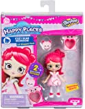 Shopkins Happy Places Doll Single Pack - Valentina Hearts