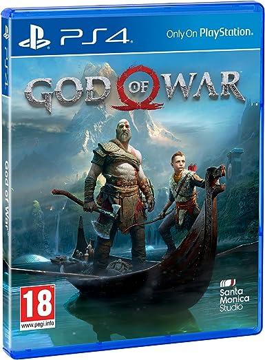God of War - PlayStation 4 [Importación inglesa]: Amazon.es: Videojuegos