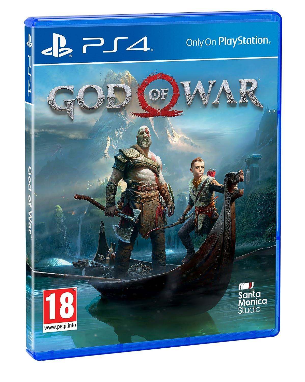 PS4 God Of War Std