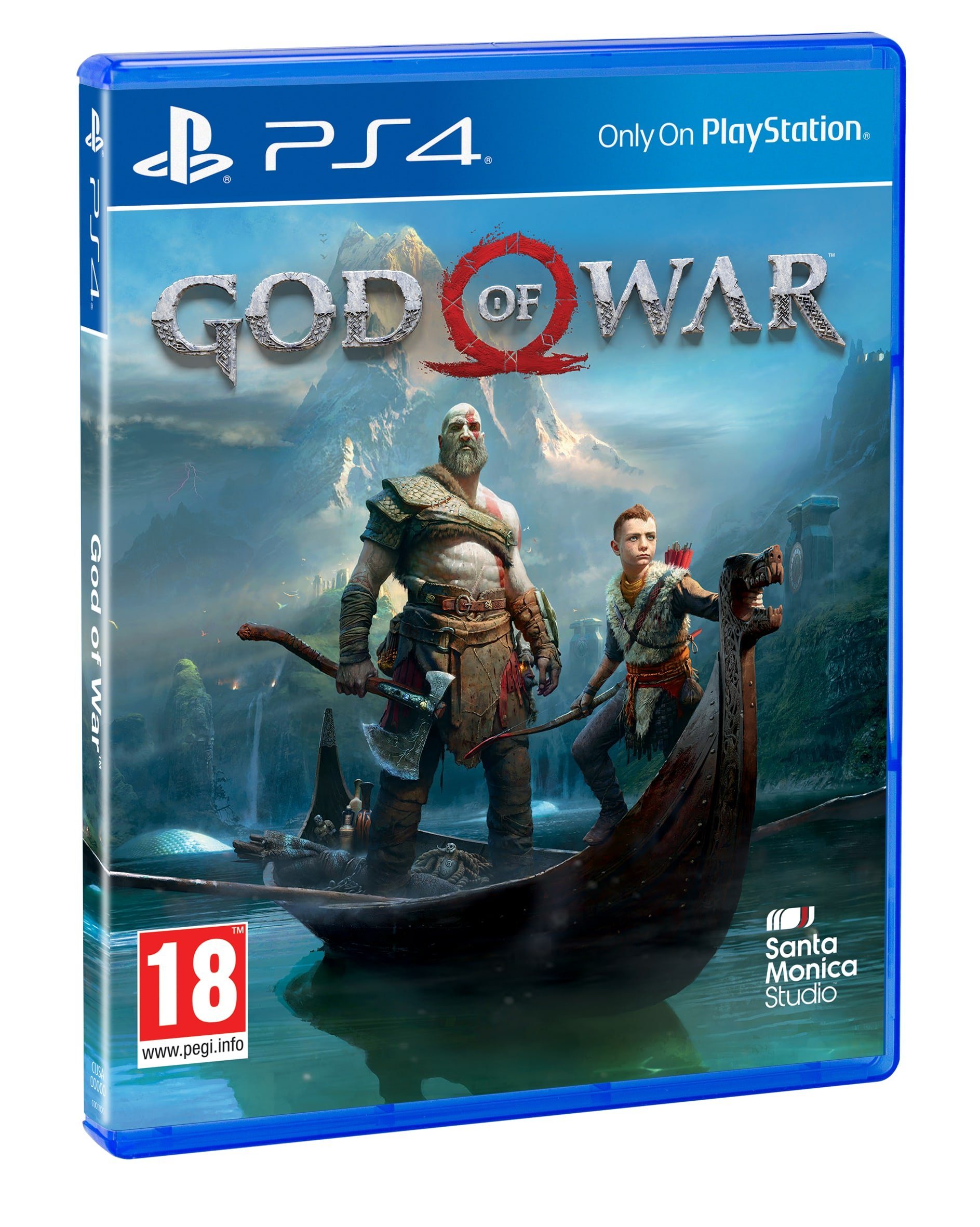 God of War - Standard Edition (PS4) product image