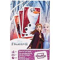 Cartamundi Frozen - Juego de Cartas (2 Pares)