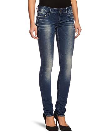 G-Star Women\u0027s Dexter Super Skinny Jeans, blue, 25W/30L