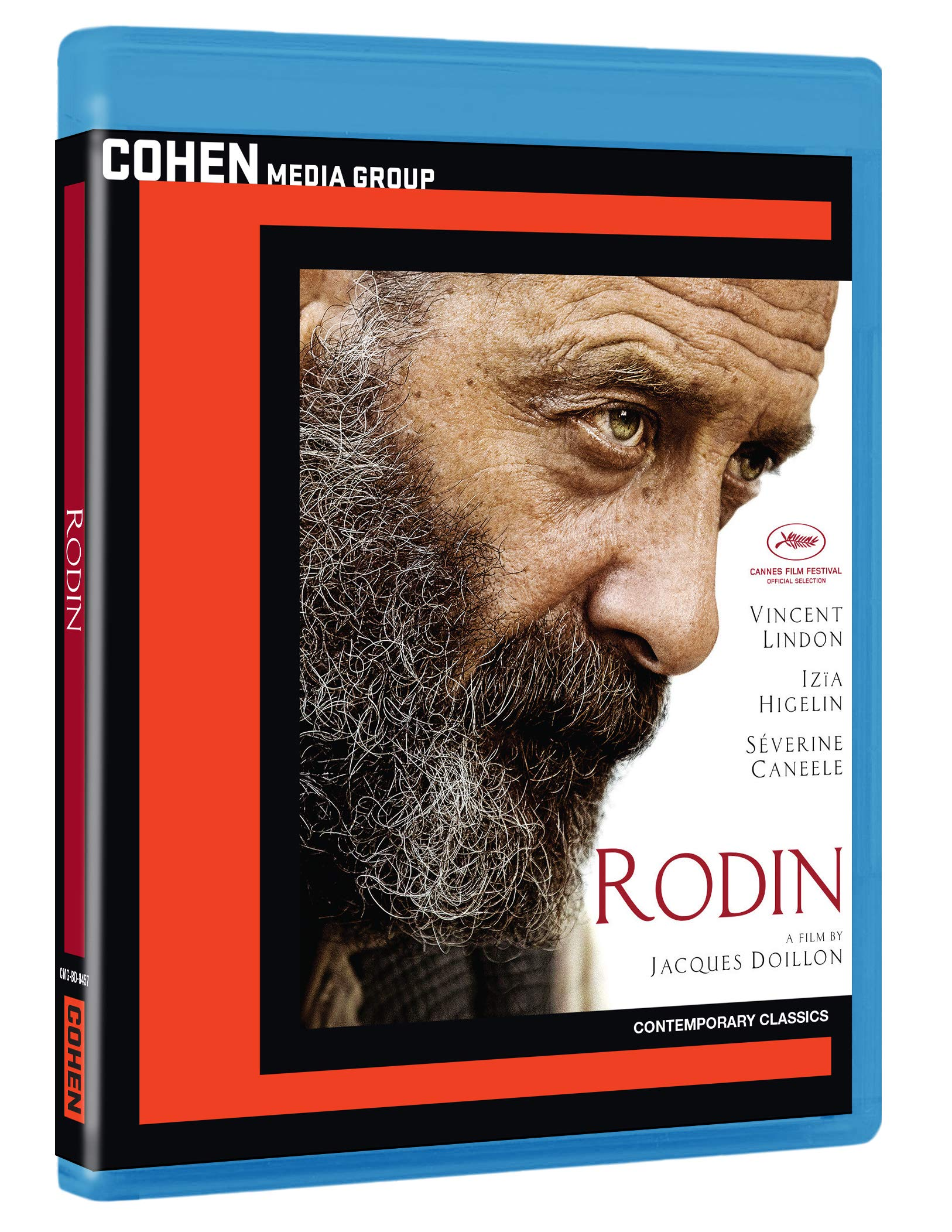 Blu-ray : Rodin (Dolby, AC-3, Widescreen, Subtitled)