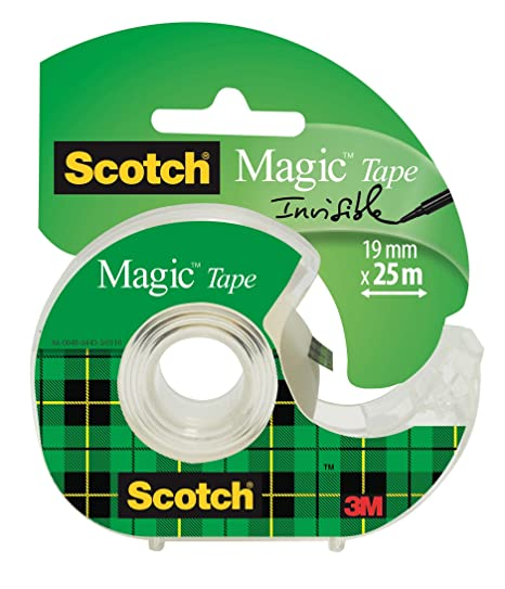 Scotch-Brite 8-1925D - Dispensador de cinta adhesiva