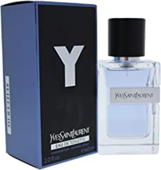 Yves Saint Laurent Y Eau De Toilette Spray 60ml/2oz