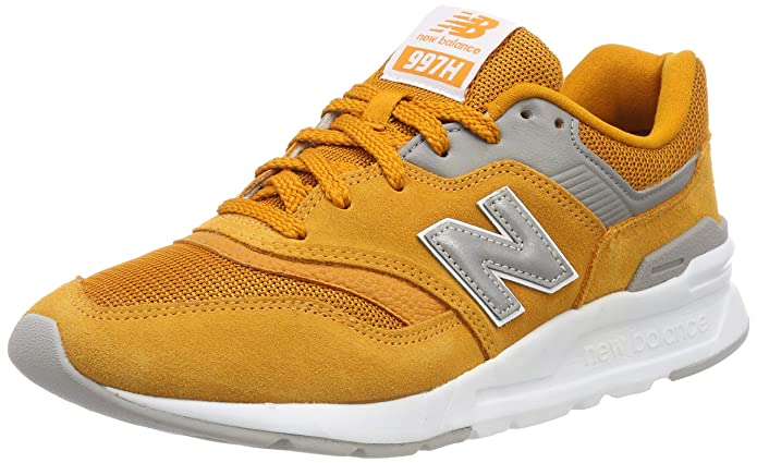 New Balance 997H Core Sneaker Herren Gold Gelb (Desert Gold/Silver)