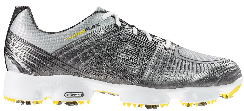 FootJoyゴルフシューズHyperflex 2 2016 B01JJR662A 13 M US|シルバー シルバー 13 M US
