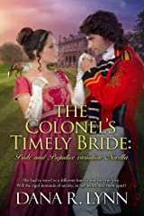 The Colonels Timely Bride Kindle Edition