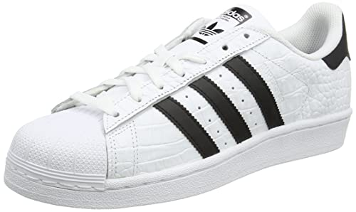 adidas Superstar, Scarpe da Corsa Uomo, (Ftwr White Core Black), 40