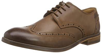 5199990b4 Image Unavailable. Image not available for. Colour  Clarks Exton Brogue