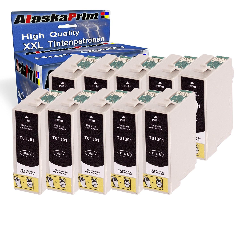 4 x Tinte Kartuschen extra hohe Kapazität Nicht-OEM für T1301,T1302,T1303,T1304
