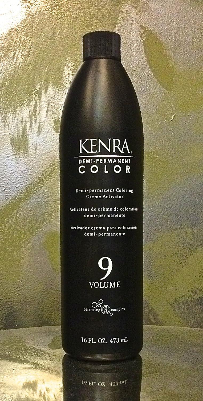 Kenra Demi-permanent Coloring Creme Activator, 16oz, 473 ml