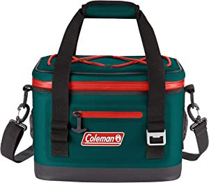 Coleman Soft Cooler Bag | High-Performance Leak-Proof Soft Cooler | Portable Beverage Cooler