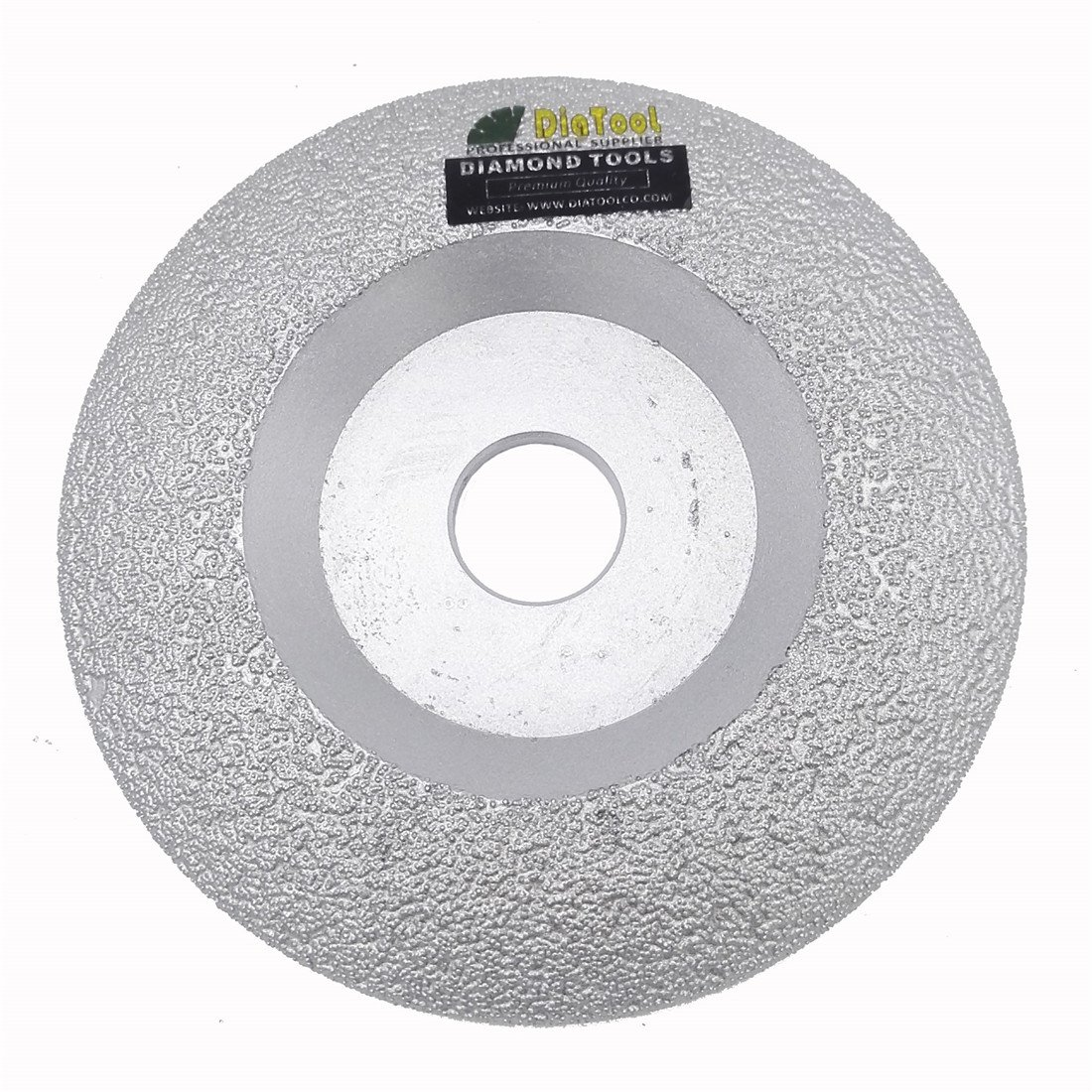Disco de Diamante SHDIATOOL molienda de 5 pulg. para mármol de granito hierro acero mampostería molienda soldado al vací