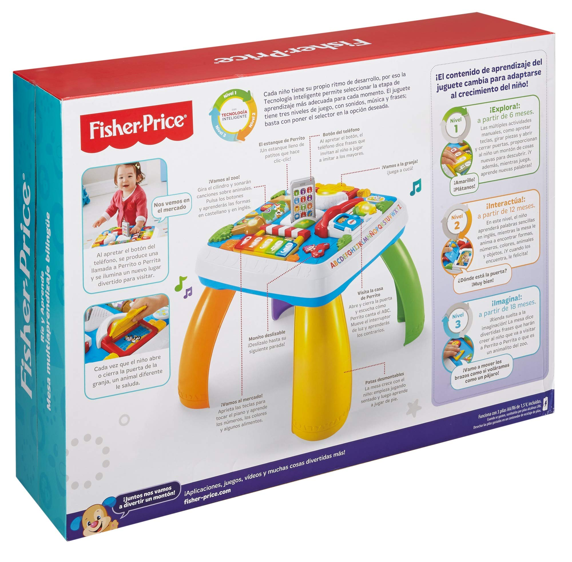 Amazon.es: Fisher-Price