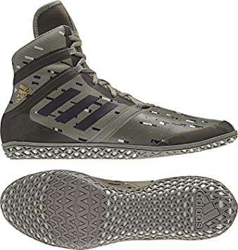 new arrival 715ed c3a24 adidas Impact Men s Wrestling Shoes, Digital Camo Print, Size 4.5