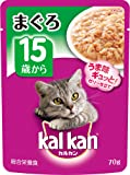 カルカン パウチ 高齢猫用 15歳から まぐろ 70g×16袋入り [キャットフード]