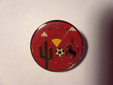8b8b7305065f Amazon.com  na Cisco KWIK Kicks Soccer PIN  Jewelry