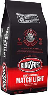 product image for Kingsford Match Light Instant Charcoal Briquettes, BBQ Charcoal for Grilling, 12 Pound
