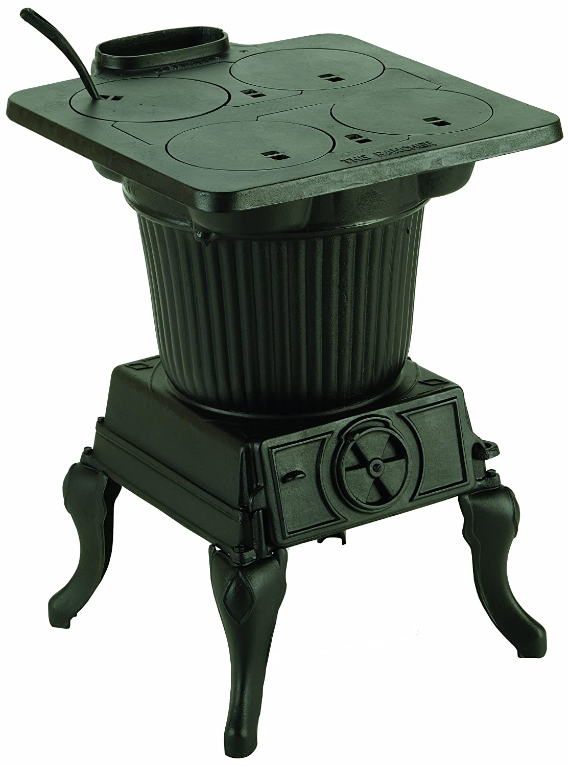 amazon com vogelzang sr57e rancher cast iron stove home u0026 kitchen