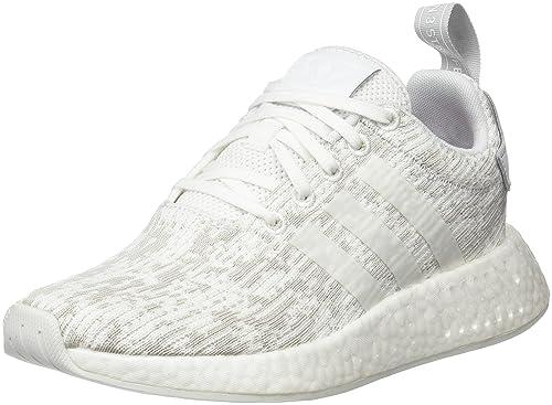 Adidas NMD_r2 W, Zapatillas de Deporte para Mujer: Amazon.es: Zapatos y complementos