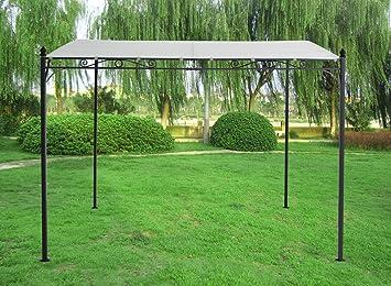Pavillon Robust Set : Amazon greenbay m metall wand pavillon markise baldachin