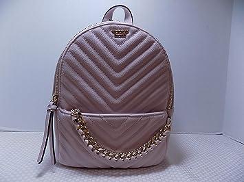 6d3b890fe1775 Amazon.com: Victoria Secret Light Pink Small Backpack/Travel Bag ...