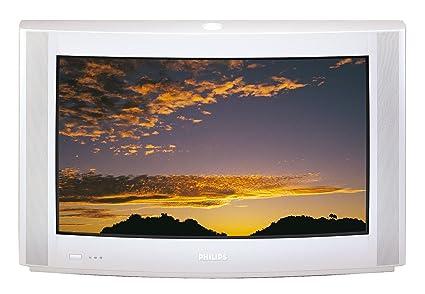 Philips 28 PW 8506 R 70 cm (28 Pulgadas) 16: 9 televisor Plata ...