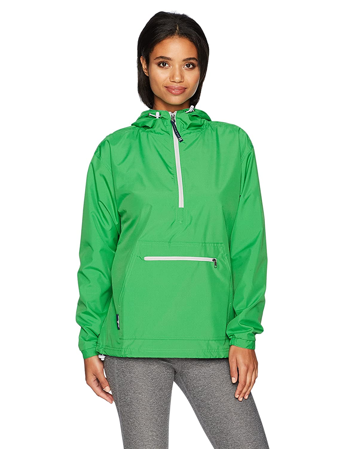 Charles River Apparel Women's Chatham Anorak 5809