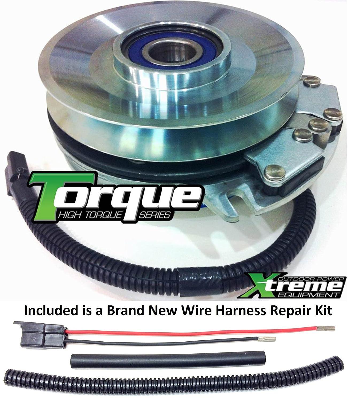 Amazon.com : Bundle - 2 items: PTO Electric Blade Clutch, Wire ...