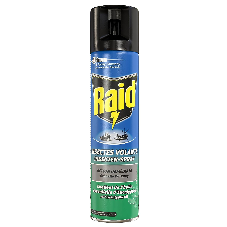 Insecte Salle De Bain Volant ~ raid a rosol insectes volants huile essentielle d eucalyptus