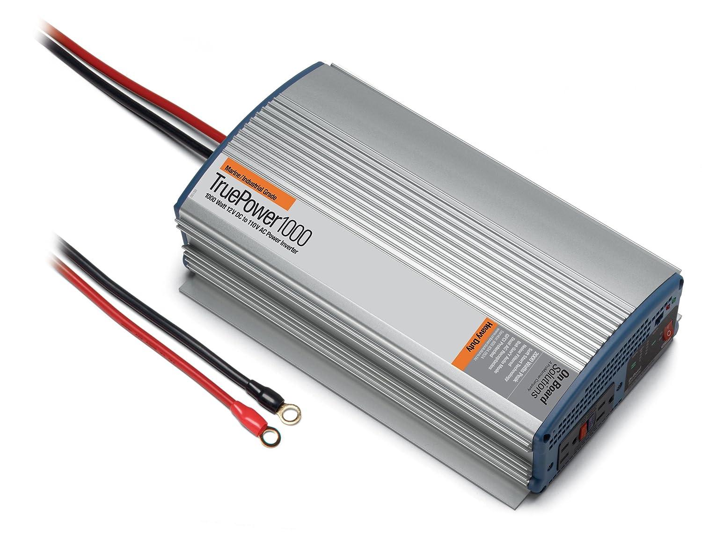 Promariner 05100 Truepower 12v 60hz 1000 Watts Modified How To Build A100 Watt Pure Sine Wave Inverter Circuit Homemade Cell Phones Accessories