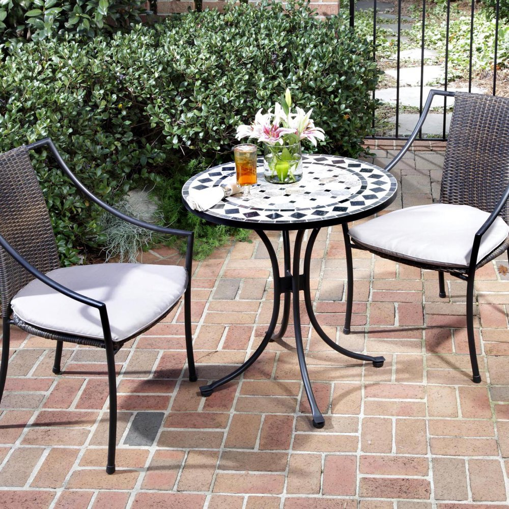 3-Piece Outdoor Bistro Set by Home Styles